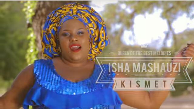 VIDEO: Isha Mashauzi & Mashauzi Classic – Kismet Tuneblaze